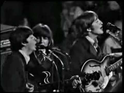 The Beatles - Nowhere Man (Live 1966)