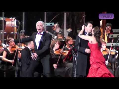 Трио из оперы Д Россини Севильский цирюльник смотреть онлайн без регистрации