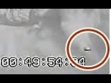 UFO filmed in 1944 during the eruption of Vesuvius volcano