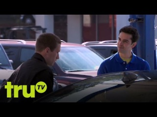 The Carbonaro Effect - Car Wash Attendant Goes Too Far