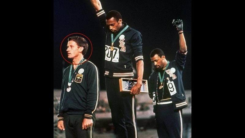 Бегун олимпиец еще не знает что смелость сломает ему жизнь