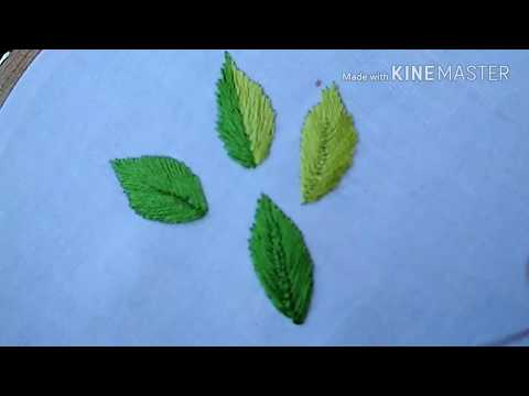 138-leaf filling with different stitches, part - 1(Hindi Urdu)