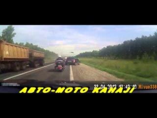 Супер Подборка жестких аварий Июля 2014 № 10