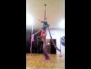 Лина. Aerial Silks 🌹