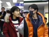 kido (ma si chao) and shen yue, mv sayonara elegy