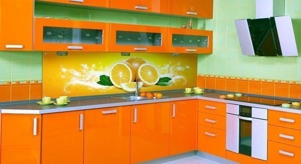 Сочная кухня (1 фото) - картинка