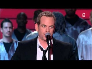 "Garou chante ""If I ain't got you"""