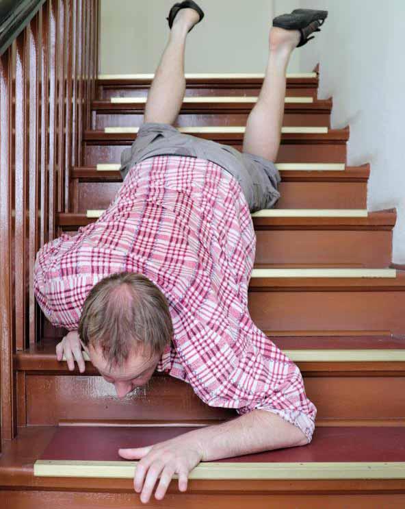 Повреждение спинного мозга может привести к серьезным проблемам.