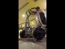 Close grip seated row machine 👻
