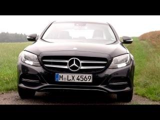 2014 Mercedes C180 W205 Test Drive