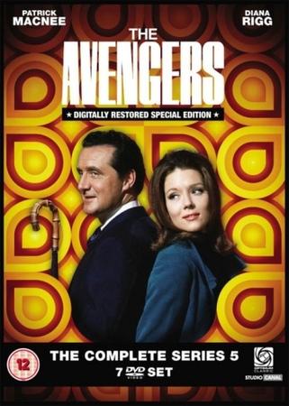 «Мстители» (The Avengers, 1961-1969)