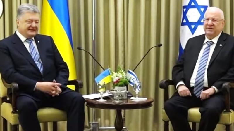 Израиль использует Украину, чтобы показывать фигу России