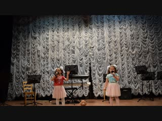 Клинова Валерия и Кузнецова Ксения -