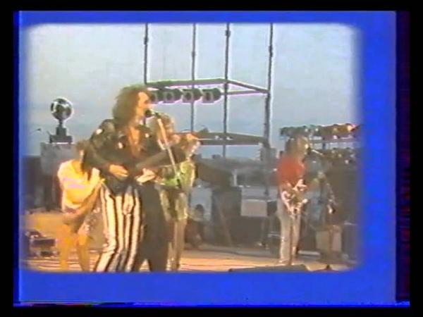 Советско Японский рок фестиваль 1990 г Владивосток