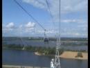 Малоснежный круиз - Нижегородская канатка (H=63 m L=3600 m)