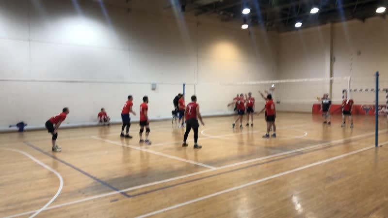 Спартак-ДЛ vs Варяг чемпионат Екатеринбурга по волейболу