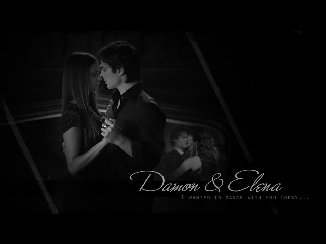 Damon and Elena | Im not an angel