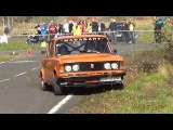 Polski Fiat 125p & crazy driver
