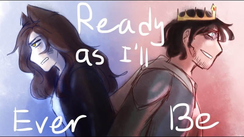 Ready As I'll Ever Be| OC Animatic/ Storyboard