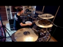 Behemoth - Defiling Morality ov the black God - Drum Cover by David Diepold