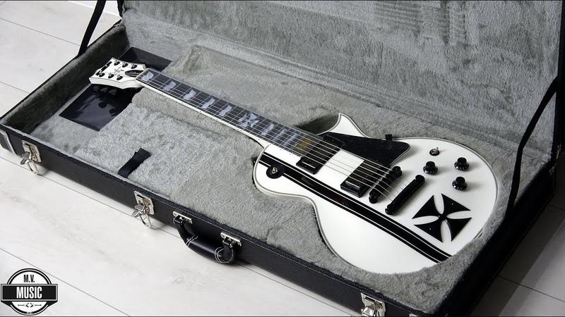 Поиграл на гитаре Джеймса Хетфилда | ESP IRON CROSS