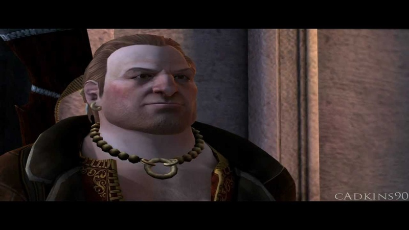 Varric - Scarface Reference - Dragon Age 2