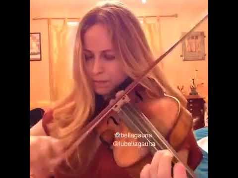 Diriliş Ertuğrul Jenerik Müziği ( Keman Versiyon ) - BELLA GAUNA 2018