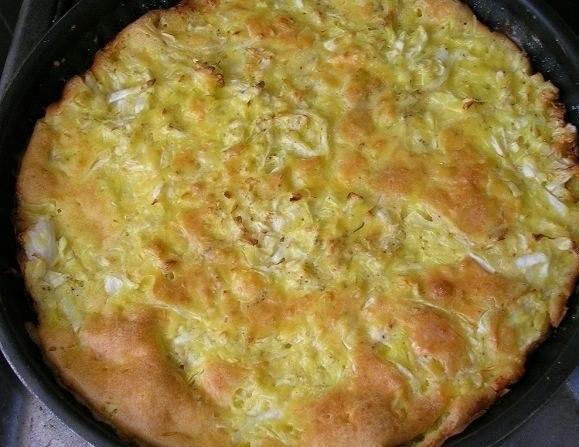 Капустный пирог для ленивых Этот рецепт полностью оправдывает