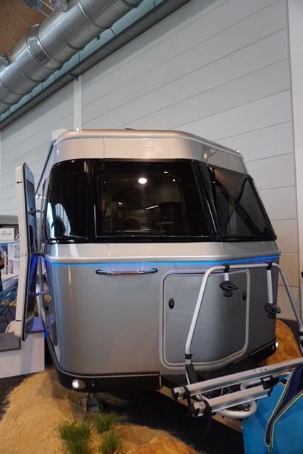 Экстерьер ERIBA Touring 820