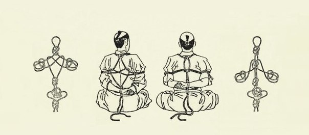 shibari-tehnika