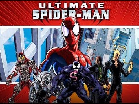 Совершенный Человек Паук Трейлер Игры на андроид Ultimate Spider Man Trailer Games android