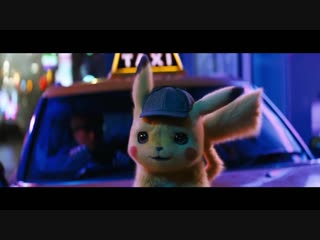 POKÉMON Detective Pikachu Trailer re-edited with the Pokemon Theme Song
