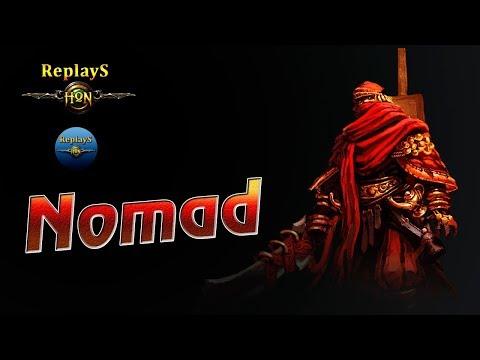 HoN - Comeback - Nomad - Immortal - 🇲🇾 Ikhsan` Diamond I