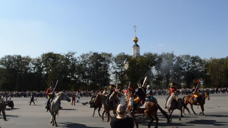 Вяземское сражение 2ч.