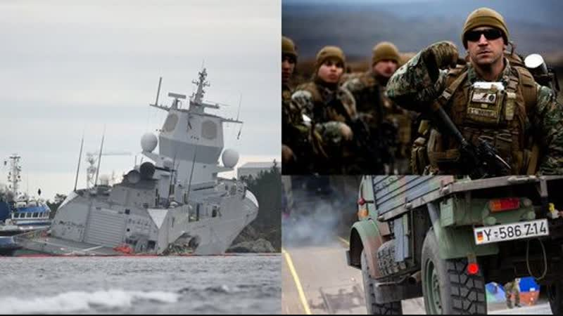 Pooing troops empty bars sinking frigate and other takeaways from NATOs largest drills -- Societys Child -- Sottnet