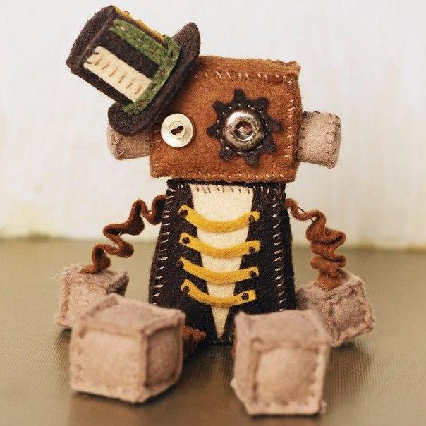 руками робот игрушка своими
