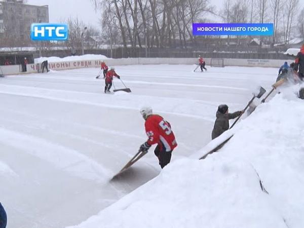 Ирбитская хоккейная команда «Урал» стала чемпионом Восточного округа