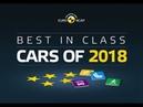 Euro NCAP Best in Class Cars of 2018