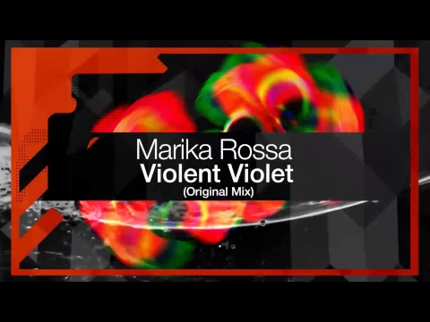 Marika Rossa - Violent Violet EP [Fresh Cut]