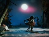 Серый волк энд Красная шапочка.