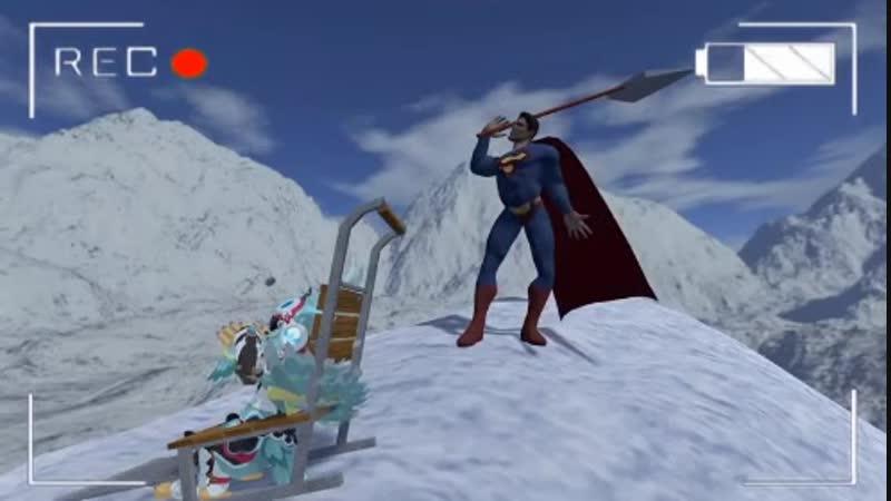 Провал Супермена 2.