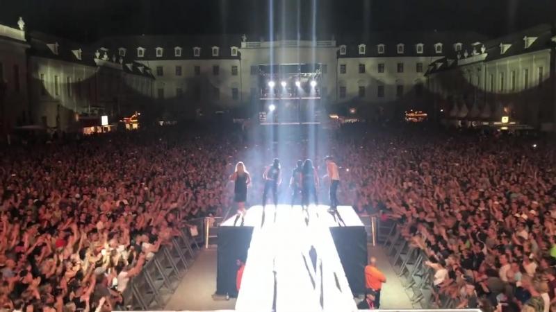 Die Rock Fabrik lebt Danke Ludwigsburg für einen super Abend .... Scorpions 27.07.18
