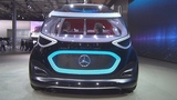 Mercedes-Benz Vision URBANETIC Exterior and Interior