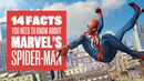14 Cool New Things You Need to Know About Marvel's Spider Man - New Marvel's Spider-Man PS4 Gameplay