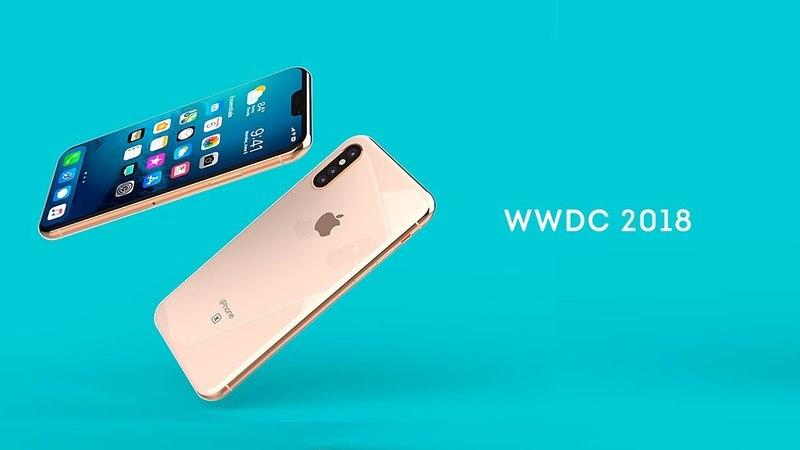 Презентация Apple 4 Июня 2018, iOS 12, iPhone SE2 WWDC 2018