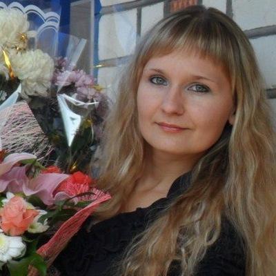 Юлия Виноградова, 30 июля 1989, id195390649