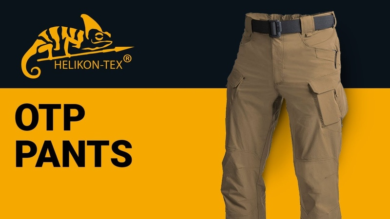 Helikon-Tex - OTP® (Outdoor Tactical Pants®)