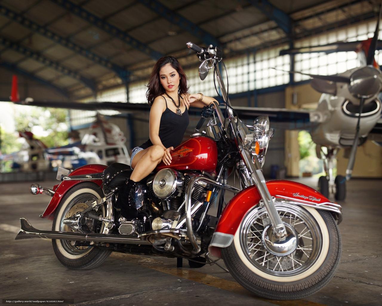 Афиша Тольятти Фотопроект Biker Girl ТОЛЬЯТТИ