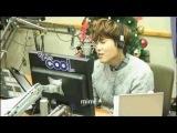 131219 Sukira Cut - Ryeowook sing 미안한다 사랑한다 OST
