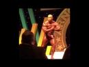 Kevin Levrone Prejudging Arnold Classic Australia